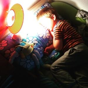Von soviel Programm mittagsschlafmüde