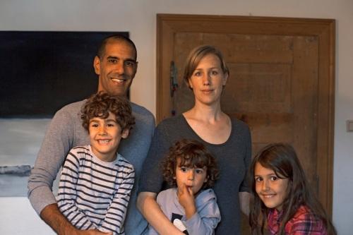 Wildling Shoes - Anna und Familie