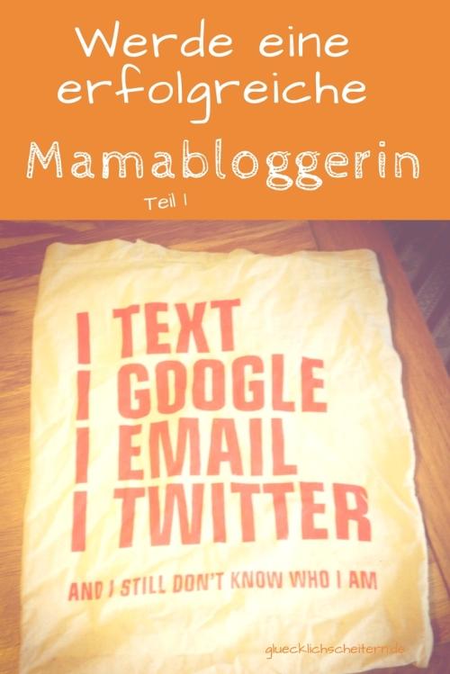 Wie Du eine erfolgreiche Mamabloggerin wirst