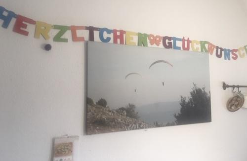 Paragliding an der Schlucht von Verdon