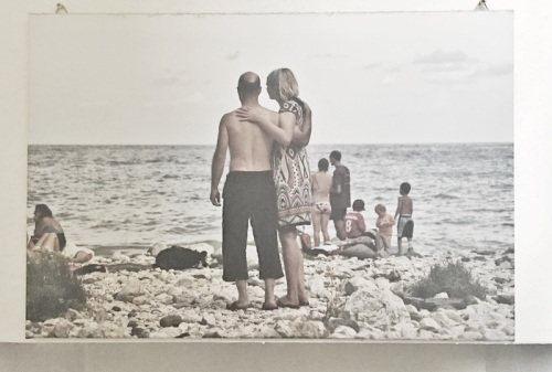 Meeresbucht an der Ostküste Sardiniens