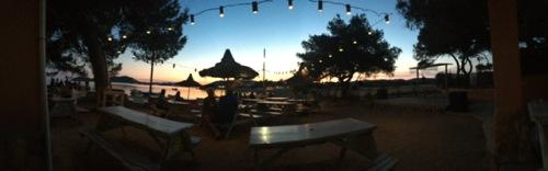 Chirincana bar - Panoramafoto mit dem Smartphone