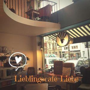 Die Leuchte Kaffebar in der Kölner Südstadt