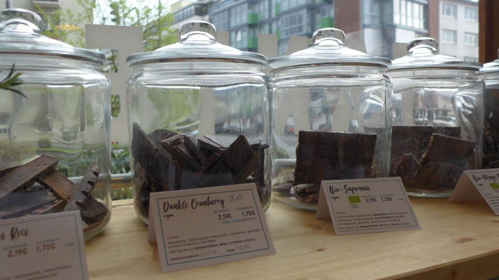 Schokolade bei Tante Olga