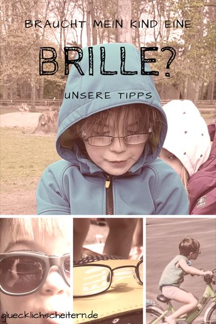 Tipps für Eltern, deren Kind eine Brille bekommt