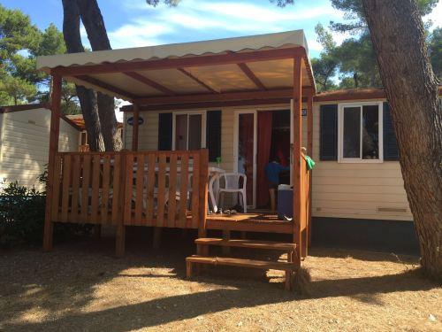 Mobilehome Camping Poljana - Camping mit Kindern auf Losinj